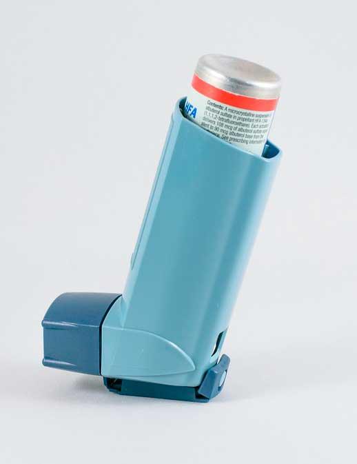 inhaladors i al·lèrgies